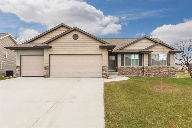 2114 Snapdragon Circle SW, Cedar Rapids, IA 52402 (MLS #1908496) :: The Graf Home Selling Team