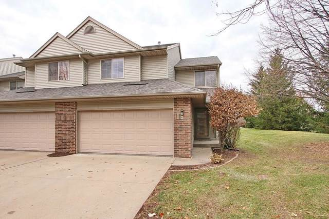 2325 Mulberry Street #6, Coralville, IA 52241 (MLS #1908501) :: The Graf Home Selling Team