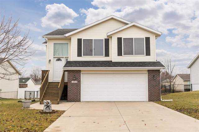 1019 Wolf Drive NW, Cedar Rapids, IA 52405 (MLS #1908517) :: The Graf Home Selling Team