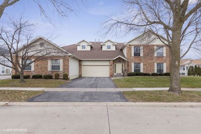 4745 Westchester Drive NE C, Cedar Rapids, IA 52402 (MLS #1908557) :: The Graf Home Selling Team