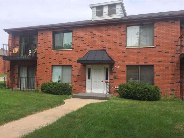 820 Kerry Lane NE #17, Cedar Rapids, IA 52403 (MLS #1908586) :: The Graf Home Selling Team
