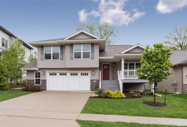853 Sugar Loaf Circle, Iowa City, IA 52245 (MLS #1908607) :: The Graf Home Selling Team