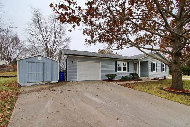 25 Hackberry Street, North Liberty, IA 52317 (MLS #1908610) :: The Graf Home Selling Team