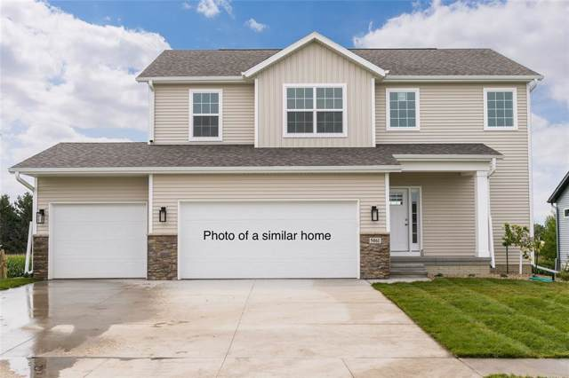 2822 Hawks Ridge Lane, Marion, IA 52302 (MLS #1908611) :: The Graf Home Selling Team