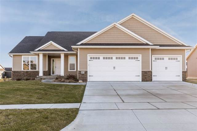 1097 Tramore Court, Marion, IA 52302 (MLS #1908639) :: The Graf Home Selling Team