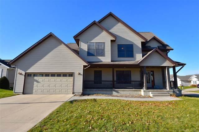 400 Serenity Court, Solon, IA 52333 (MLS #1908651) :: The Graf Home Selling Team