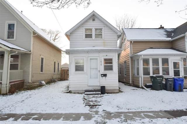 1410 Hamilton Street SW, Cedar Rapids, IA 52404 (MLS #1908691) :: The Graf Home Selling Team