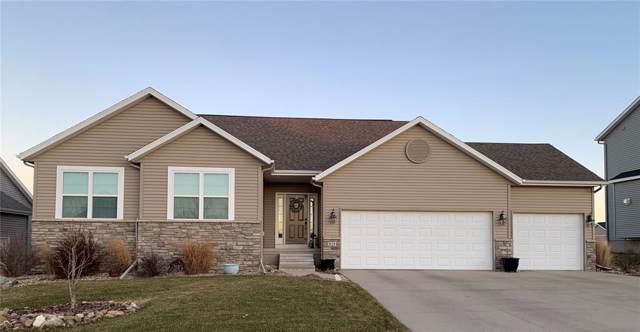 3121 Hillsboro Drive SW, Cedar Rapids, IA 52404 (MLS #2000129) :: The Graf Home Selling Team