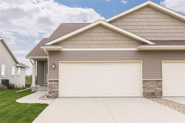 5415 Dostal Drive SW, Cedar Rapids, IA 52404 (MLS #2000146) :: The Graf Home Selling Team