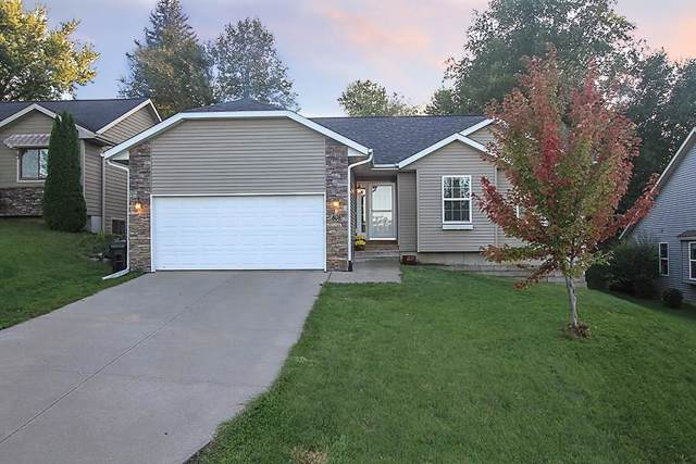 808 10th Ave Place, Coralville, IA 52241 (MLS #2000159) :: The Graf Home Selling Team