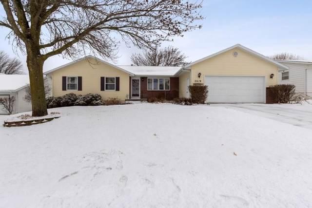 2618 30th Street SW, Cedar Rapids, IA 52404 (MLS #2000320) :: The Graf Home Selling Team