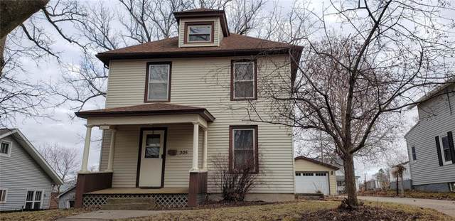 305 S Ford Street, Anamosa, IA 52205 (MLS #2000416) :: The Graf Home Selling Team
