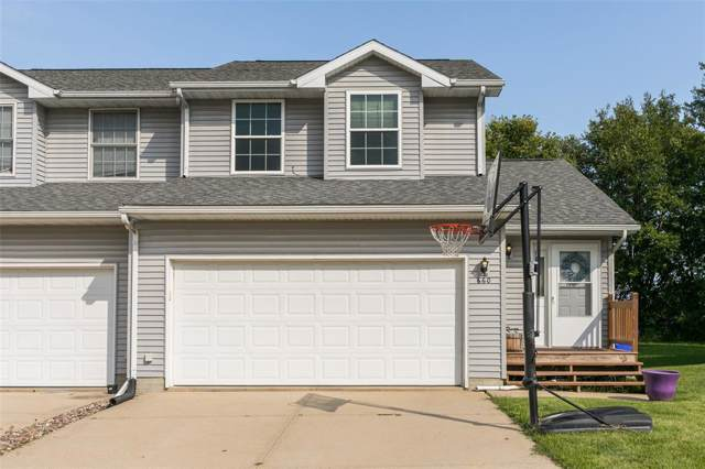 660 Andy Court, North Liberty, IA 52317 (MLS #2000447) :: The Graf Home Selling Team
