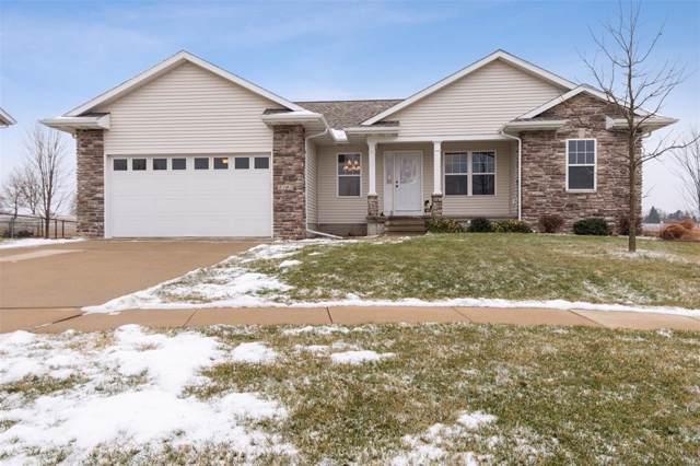 5102 Cotton Court SW, Cedar Rapids, IA 52404 (MLS #2000501) :: The Graf Home Selling Team