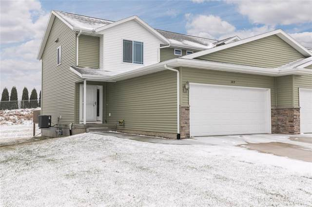 1819 Rosehill Drive SW, Cedar Rapids, IA 52404 (MLS #2000502) :: The Graf Home Selling Team