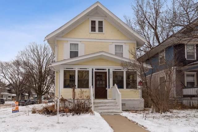 1800 Park Avenue SE, Cedar Rapids, IA 52403 (MLS #2000535) :: The Graf Home Selling Team