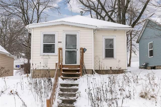 1616 14th Avenue SE, Cedar Rapids, IA 52401 (MLS #2000589) :: The Graf Home Selling Team