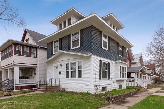 1840 Park Avenue SE, Cedar Rapids, IA 52403 (MLS #2000598) :: The Graf Home Selling Team