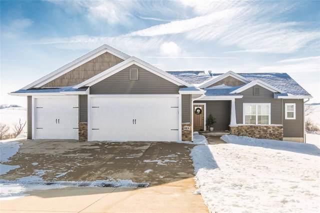 113 Mitchel Court, Anamosa, IA 52205 (MLS #2000606) :: The Graf Home Selling Team