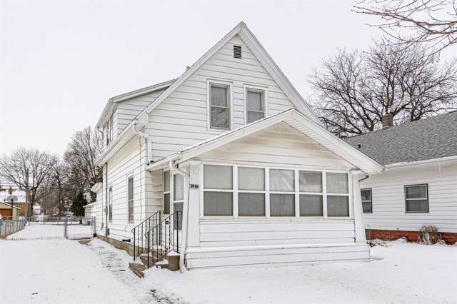 1816 J Street, Cedar Rapids, IA 52404 (MLS #2000630) :: The Graf Home Selling Team