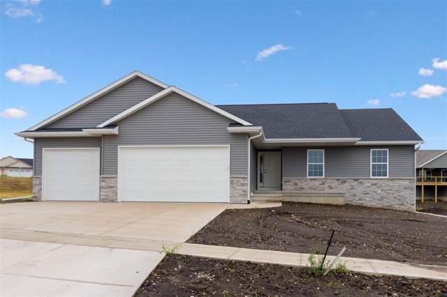 621 Ridgeview Way, Atkins, IA 52206 (MLS #2000660) :: The Graf Home Selling Team