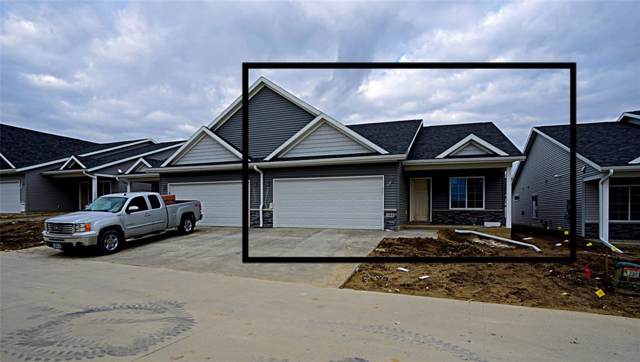 1330 Grant Court NE B, Cedar Rapids, IA 52402 (MLS #2000677) :: The Graf Home Selling Team