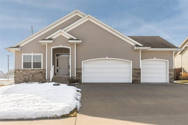5403 Mayfair Street SW, Cedar Rapids, IA 52404 (MLS #2001041) :: The Graf Home Selling Team