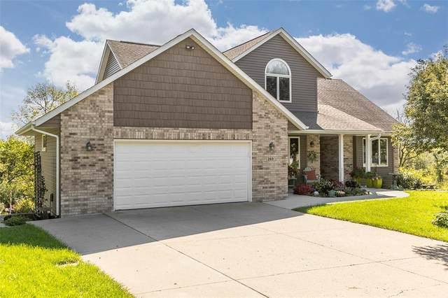 260 Knowling, Coralville, IA 52241 (MLS #2001136) :: The Graf Home Selling Team