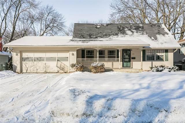 224 31st Street NW, Cedar Rapids, IA 52405 (MLS #2001147) :: The Graf Home Selling Team
