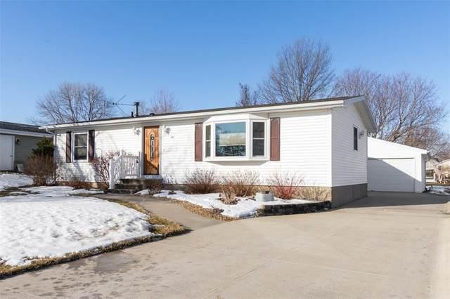 311 Swisher View Drive SW, Swisher, IA 52338 (MLS #2001238) :: The Graf Home Selling Team