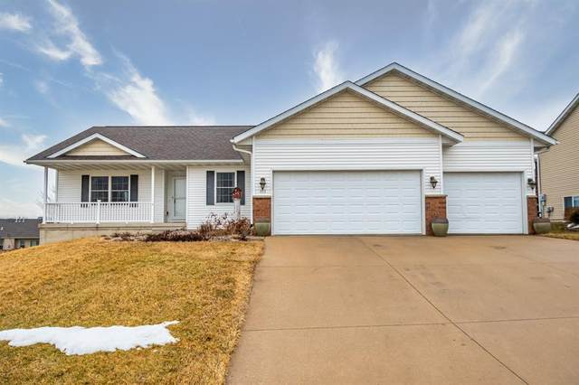 416 E Goldfinch Drive, Tiffin, IA 52340 (MLS #2001248) :: The Graf Home Selling Team
