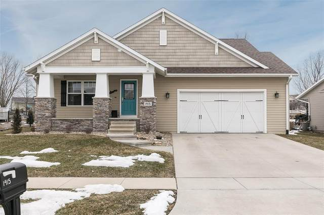 1415 10th Street SW, Mt Vernon, IA 52314 (MLS #2001273) :: The Graf Home Selling Team