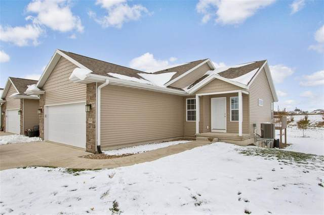 524 Meadow Oak Circle, Fairfax, IA 52228 (MLS #2001287) :: The Graf Home Selling Team