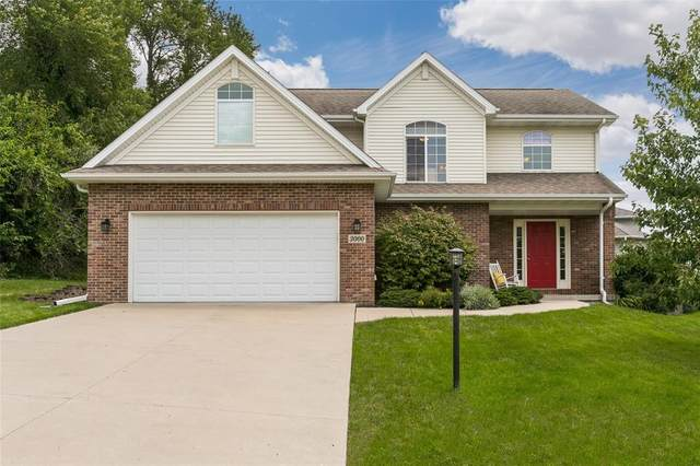 3000 Wind Ridge Drive, Coralville, IA 52241 (MLS #2001339) :: The Graf Home Selling Team