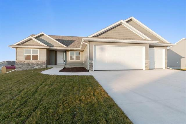 618 High Point Drive, Atkins, IA 52206 (MLS #2001480) :: The Graf Home Selling Team