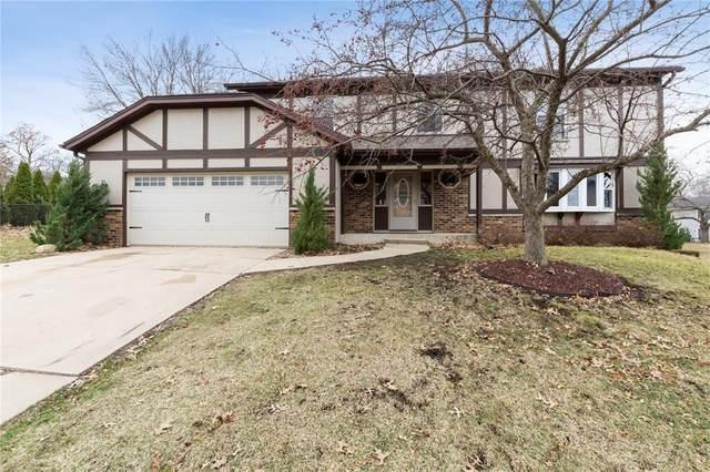 222 Kent Court NE, Cedar Rapids, IA 52402 (MLS #2001722) :: The Graf Home Selling Team