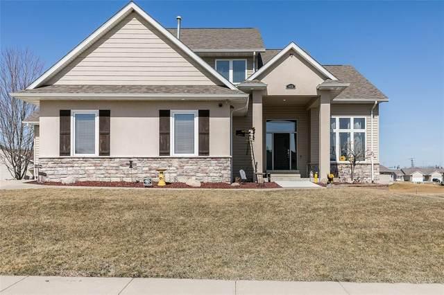 465 Prairie View Circle, Fairfax, IA 52228 (MLS #2001805) :: The Graf Home Selling Team