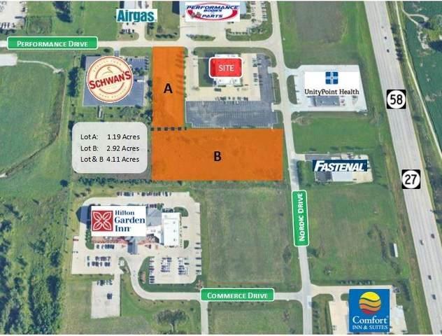 Lot 2 Nordic Drive, Cedar Falls, IA 50613 (MLS #2001890) :: The Graf Home Selling Team