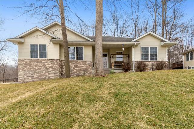 1823 Aaron Drive NW, Cedar Rapids, IA 52405 (MLS #2001970) :: The Graf Home Selling Team