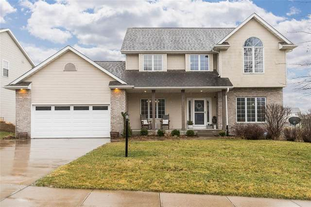 640 Breconshire Lane, Coralville, IA 52241 (MLS #2002109) :: The Graf Home Selling Team