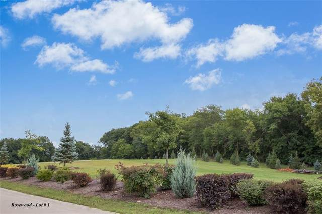 Lot 1 Rosewood, North Liberty, IA 52317 (MLS #2002212) :: The Graf Home Selling Team