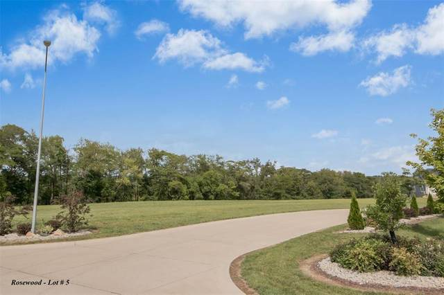 Lot 5 Rosewood, North Liberty, IA 52317 (MLS #2002214) :: The Graf Home Selling Team