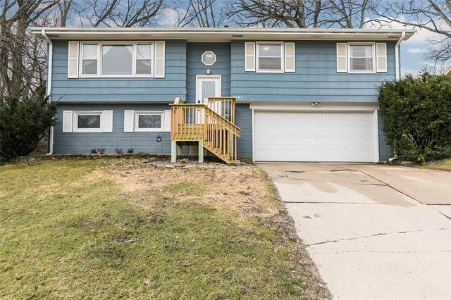 2607 Westwood Drive NW, Cedar Rapids, IA 52405 (MLS #2002215) :: The Graf Home Selling Team