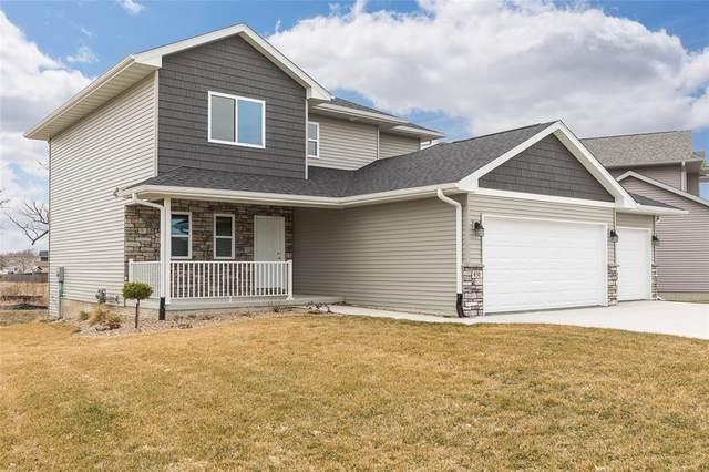 931 Crescent View Drive NE, Cedar Rapids, IA 52402 (MLS #2002294) :: The Graf Home Selling Team