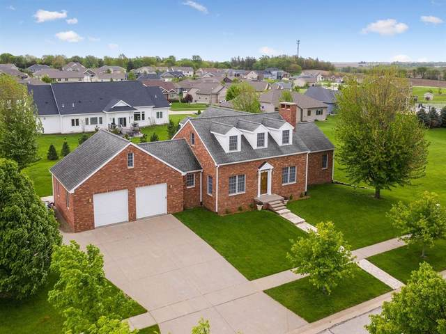 195 Bluff Drive, Fairfax, IA 52228 (MLS #2002370) :: The Graf Home Selling Team