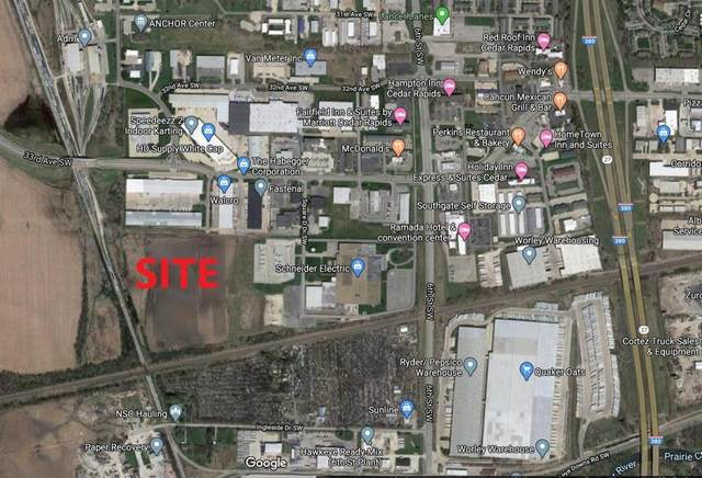 3750 10th Street SW, Cedar Rapids, IA 52404 (MLS #2002408) :: The Graf Home Selling Team