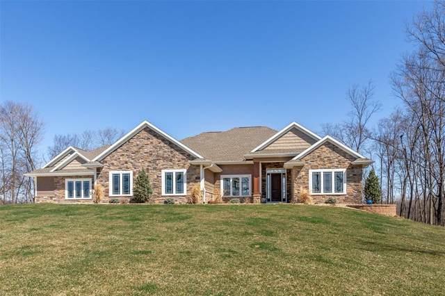 1705 Stillwater Pass, Cedar Rapids, IA 52403 (MLS #2002415) :: The Graf Home Selling Team