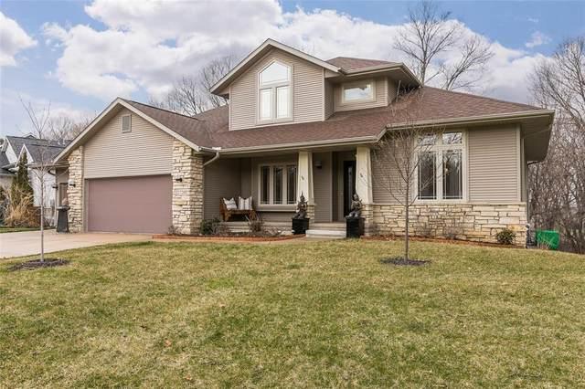 2720 Oak Crest Court NW, Cedar Rapids, IA 52405 (MLS #2002458) :: The Graf Home Selling Team