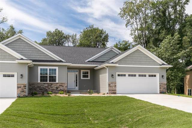 5823 Meadow Grass Circle SE, Cedar Rapids, IA 52403 (MLS #2002479) :: The Graf Home Selling Team