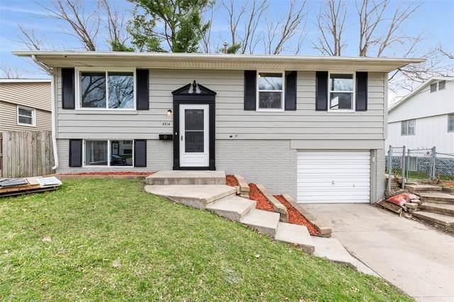 4514 Navajo Drive NE, Cedar Rapids, IA 52402 (MLS #2002509) :: The Graf Home Selling Team
